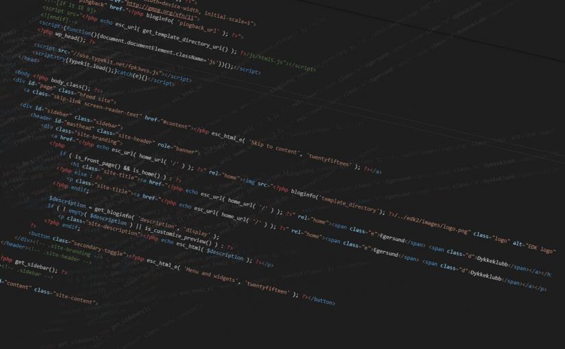 Nye nettsider for EDK
